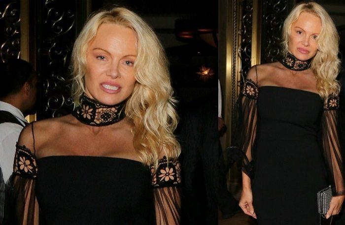 Популарната актерка ги шокира присутните со својот изглед