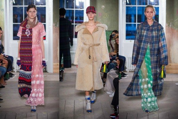 Burberry  мешавина на англиската класична и улична мода