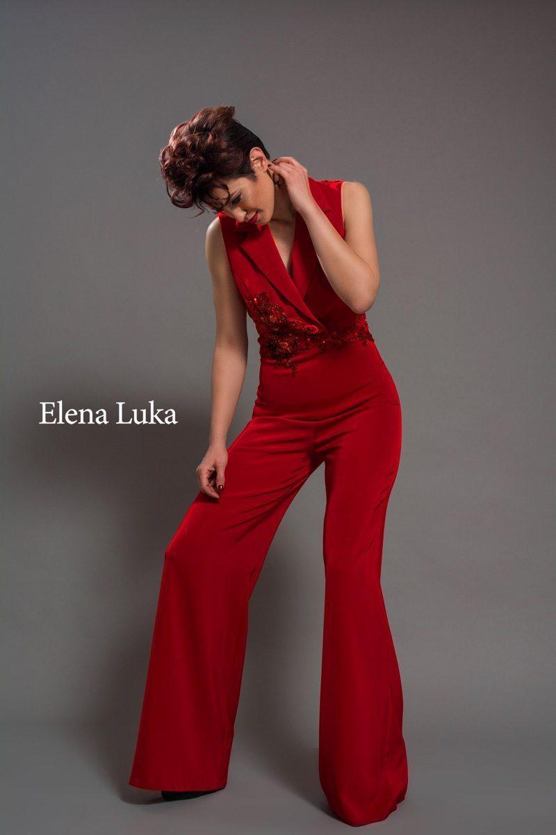 Нови елегантни свечени креации на  Елена Лука