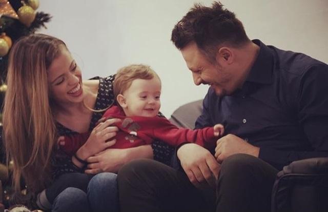 Даниел Кајмакоски со емотивна порака до својот син   Браво мало супермомче